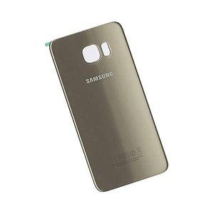 Back cover Samsung S7 edge gold (sku 004007)
