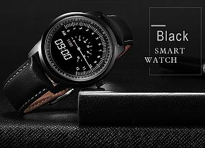 Smart Watch JD365 Elégante Noir