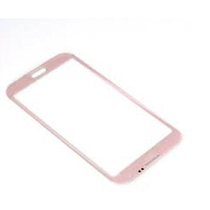 Vitre tactile pour Galaxy Note 2 N7100, Light Pink
