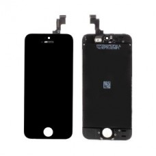 lcd iPhone 5c, black (sku 013)