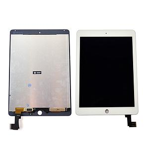 iPad air 2 touch + lcd Assembled white (+ home button) (sku 597)