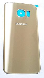 COVER SAMSUNG GALAXY S6 edge plus GOLD (sku 0088)